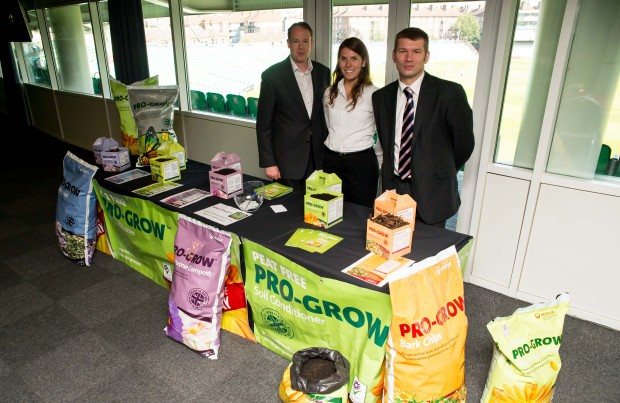 Pro-Grow sponsoring at London in Bloom event!
