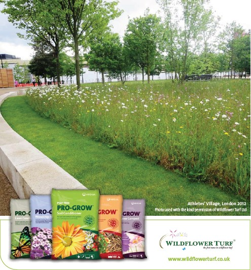 Pro-Grow and Wildflower Turf Ltd