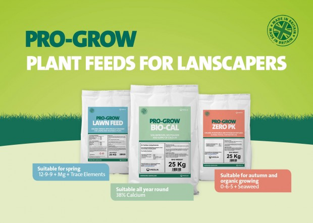 Pro Landscaper Horticultural Plant Feeds Launch!