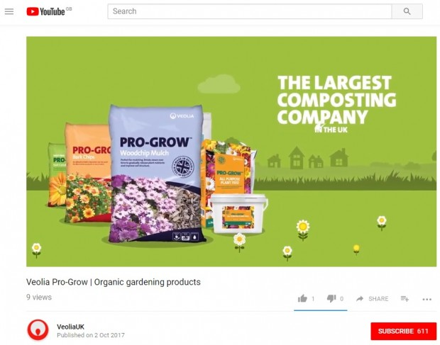 Pro-Grow on YouTube