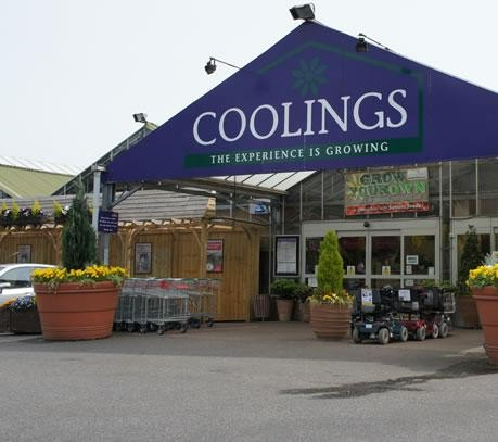 Pro-Grow signs deal with Coolings Garden Centre, Knockholt